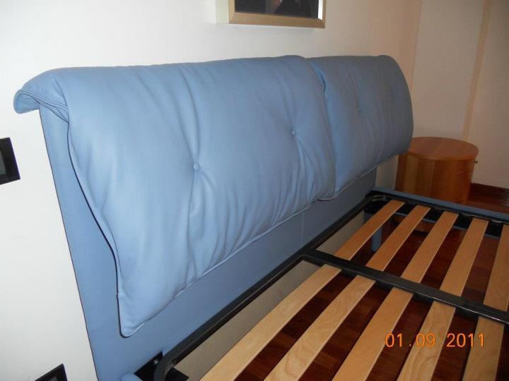 Testate letti con cuscini testate per letti online dalani e ora westwing letto imbottio con - Cuscini per testiera letto ...